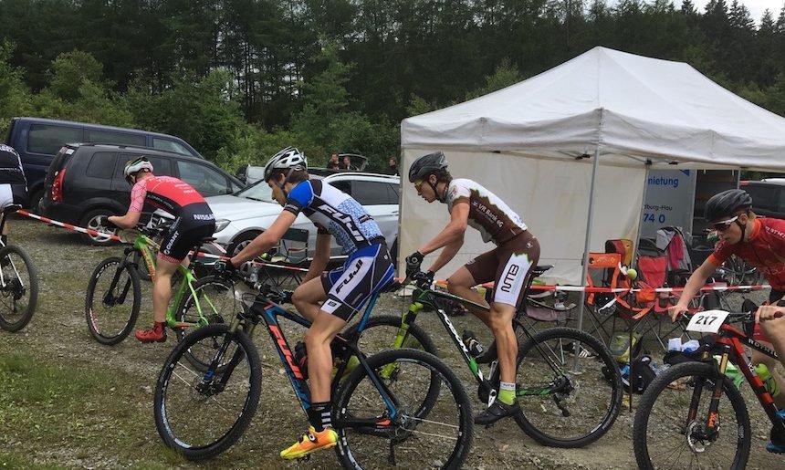 XCO-NRW-Cup in Grafschaft