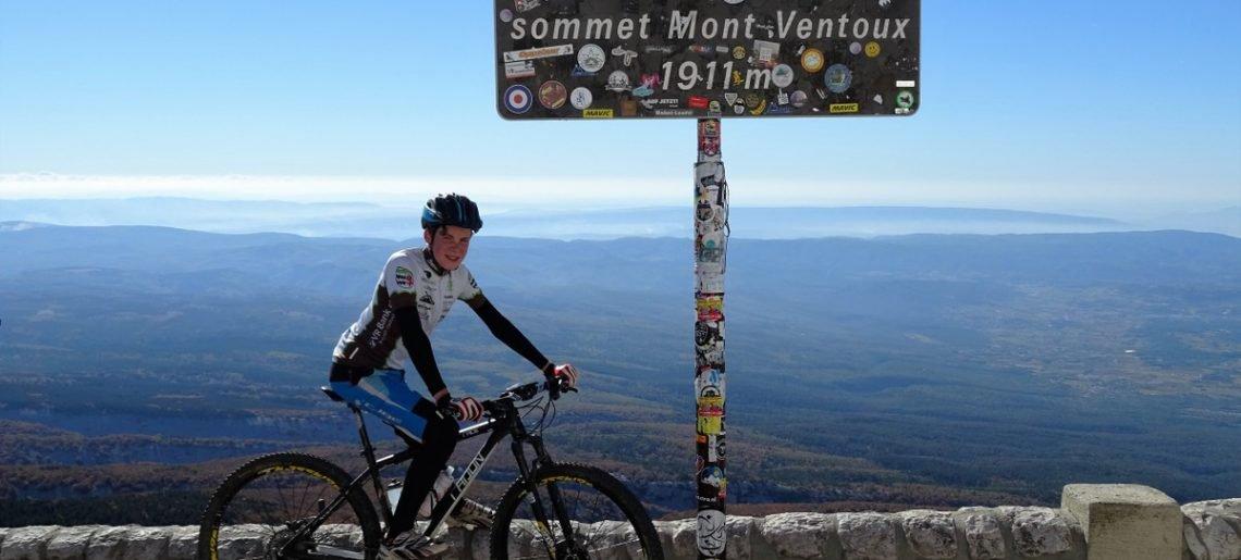 Oktober-News: Mount Ventoux und Teamsieg im Harz