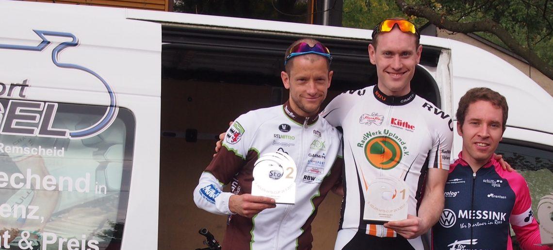 Tobias im NRW-Cup erfolgreich