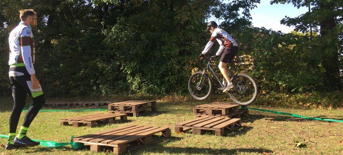 Das Finale der Vereinsmeisterschaften 2018: Trial