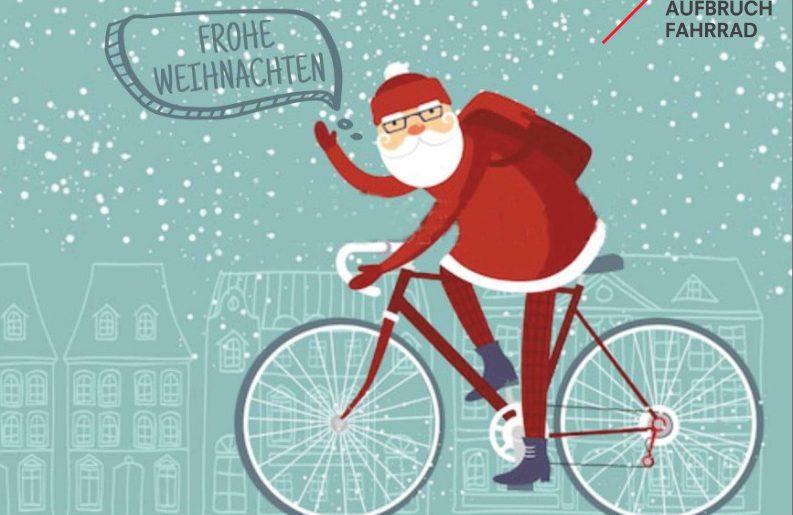 Weihnachtsgrüße MTB Rheinberg
